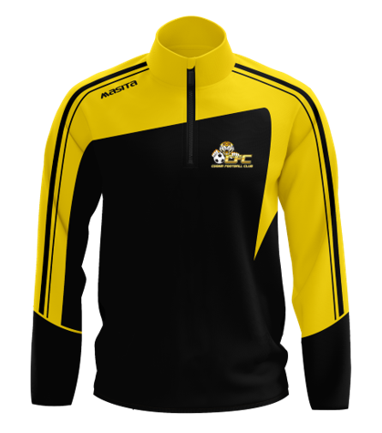 Cooma FC Forza Zipsweater Junior